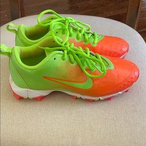 Nike Fastflex Cleats (Size Youth 3)